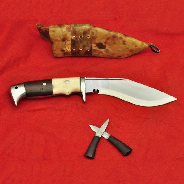 6 Inch Hand Forged Blade American Egale Khukuri