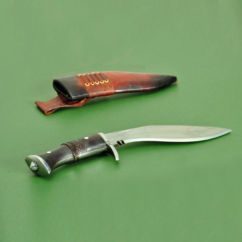 8 Inch hand forged Hunting Kukris