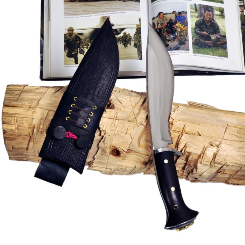 9 Inch hand forged Hunting Kukris