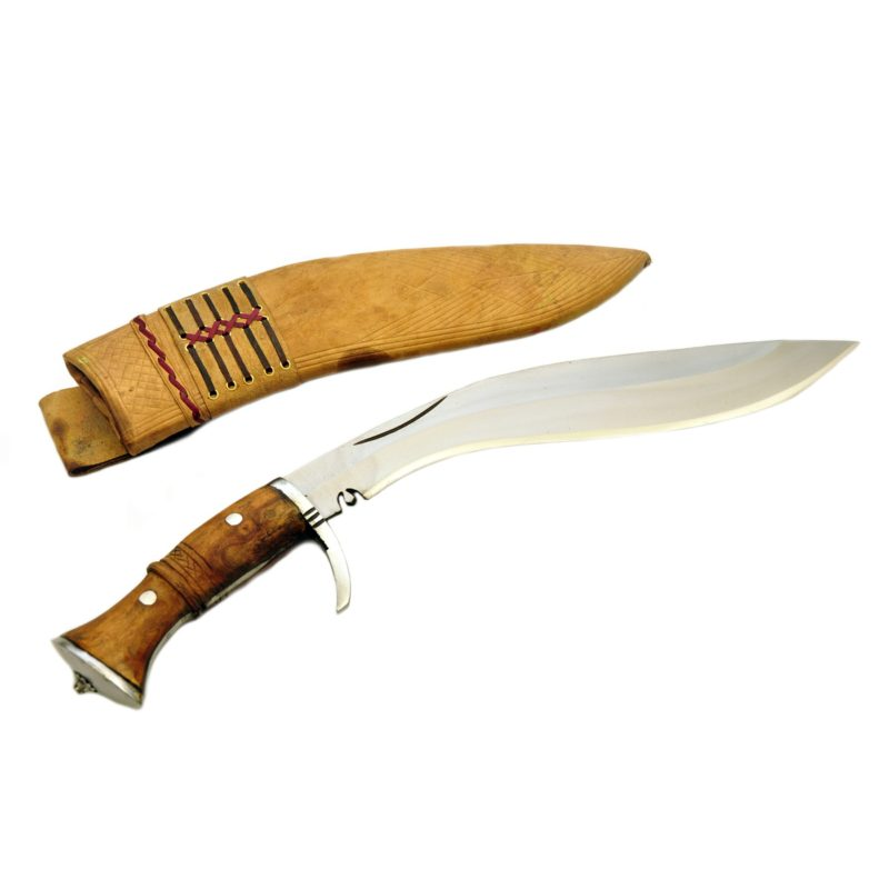 12 Inch Hand Forged Blade Balance Kukri