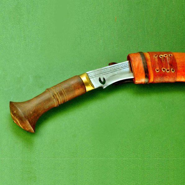 8 Inch Hand Forged Sirupate Kukri