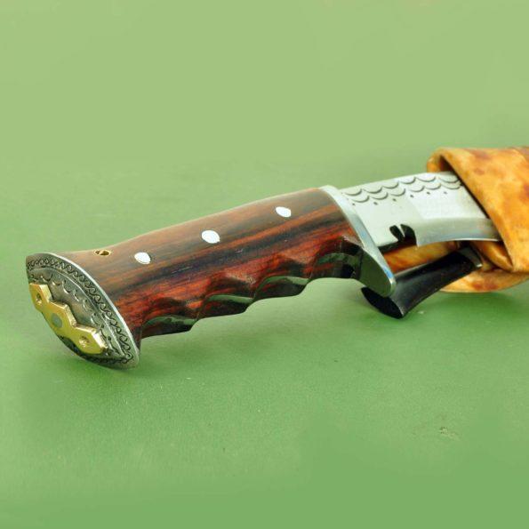 6 Inch Hand Forged Blade Dragon Kukri