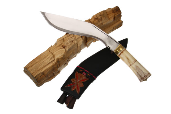 10 Inch Historical Bone Handle Khukuri