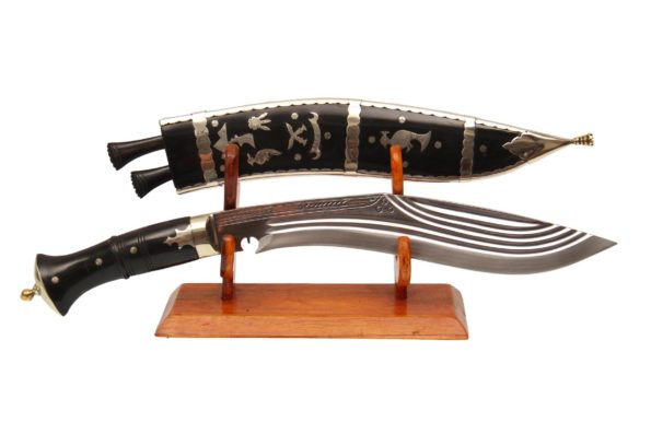 10 inch 5 Chira Dhankute Horn Special Kukri