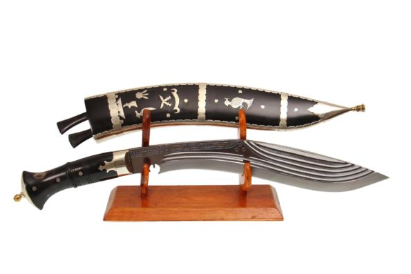 12 inch 5 Chira Dhankute Horn Special Kukri